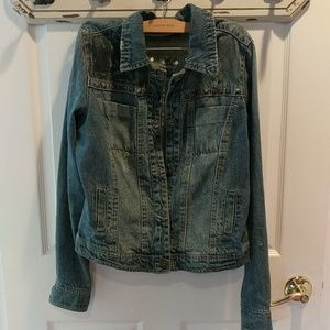 Rock and Roll Denim Jean Jacket